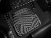 Audi A6 2005-2011 - Коврики резиновые, задние, черные. (WeatherTech) фото, цена