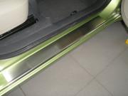 Renault Modus 2004-2010 - Порожки внутренние к-т 4шт фото, цена