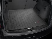 BMW X3 2003-2010 - Коврик резиновый в багажник, черный. (WeatherTech) фото, цена