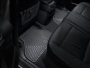 BMW X6 2008-2013 - Коврики резиновые, задние, черные. (WeatherTech) фото, цена