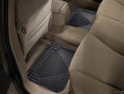 Honda Accord 2003-2007 - Коврики резиновые, задние, черные (WeatherTech) фото, цена