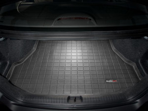 Honda Civic 2006-2011 - Коврик резиновый в багажник. (WeatherTech) фото, цена