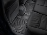 Honda CR-V 2007-2011 - Коврики резиновые, задние, черные. (WeatherTech) фото, цена