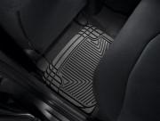 Honda Jazz/Fit 2004-2007 - Коврики резиновые, задние. (WeatherTech) фото, цена