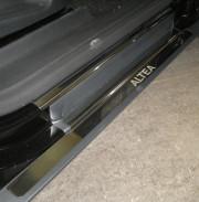 Seat Altea 2005-2010 - Порожки внутренние к-т 4шт фото, цена