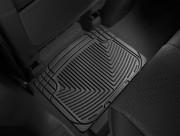 Honda Ridgeline 2006-2012 - Коврики резиновые, задние, черные (WeatherTech) фото, цена