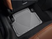 Hyundai Genesis 2009-2010 - Коврики резиновые, задние. (WeatherTech) фото, цена