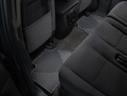 Cadillac Escalade 2007-2014 - Коврики резиновые, задние, черные. (WeatherTech) фото, цена