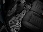 Cadillac SRX 2010-2016 - Коврики резиновые, задние, черные. (WeatherTech) фото, цена