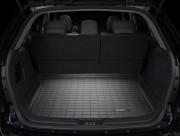 Ford Edge 2007-2014 - Коврик резиновый в багажник, черный. (WeatherTech) фото, цена