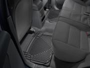 Kia Sorento 2003-2009 - Коврики резиновые, задние. (WeatherTech) фото, цена