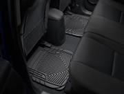Kia Sportage 2005-2009 - Коврики резиновые, задние. (WeatherTech) фото, цена