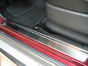 Suzuki Jimny 2005-2009 - Порожки внутренние к-т 2шт фото, цена