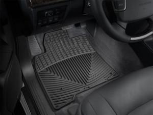 Lexus LX 2008-2011 - Коврики резиновые, передние, черные. (WeatherTech) фото, цена