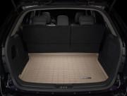 Lincoln MKX 2007-2012 - Коврик резиновый в багажник, черный. (WeatherTech) фото, цена