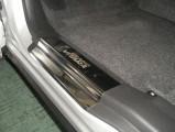 Коврик в багажник Сузуки sx4