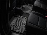 Mazda 5 2006-2010 - Коврики резиновые, задние. (WeatherTech) фото, цена