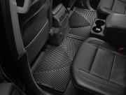 Nissan Armada 2004-2008 - Коврики резиновые, задние, черные (WeatherTech) фото, цена