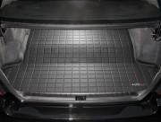Subaru Impreza 2007-2011 - (Sedan) Коврик резиновый в багажник, черный. (WeatherTech) фото, цена