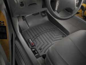 Toyota Camry 2006-2010 - Коврики резиновые с бортиком, передние, черные. (WeatherTech) фото, цена