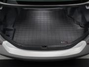 Toyota Camry 2006-2010 - Коврик резиновый в багажник, черный. (WeatherTech) фото, цена