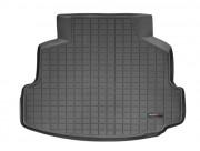 Toyota Corolla 2011-2013 - Коврик резиновый в багажник, черный. (WeatherTech) фото, цена