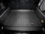 Toyota FJ Cruiser 2006-2019 - Коврик резиновый в багажник, черный. (WeatherTech) фото, цена