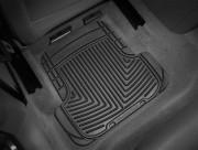 Volkswagen Golf 2009-2012 - Коврики резиновые, задние. (WeatherTech) фото, цена