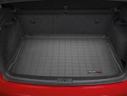 Volkswagen Golf 2009-2012 - Коврик резиновый в багажник.черный (WeatherTech) фото, цена