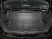 Volkswagen Jetta 2011-2014 - Коврик резиновый в багажник, черный. (WeatherTech) фото, цена