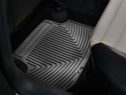 Volkswagen Passat 2005-2011 - Коврики резиновые, задние, черные. (WeatherTech) фото, цена