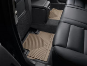Volvo XC 70 2007-2018 - Коврики резиновые, задние. (WeatherTech) фото, цена