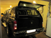 Nissan NP300 2009-2012 - Кунг Canopy под покраску (Aeroklas) фото, цена