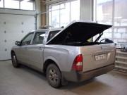 Ssang Yong Actyon 2007-2011 - Крышка кузова (Aeroklas) фото, цена