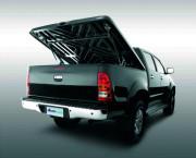 Toyota Hilux 2005-2012 - Крышка кузова без электромотора (Aeroklas) фото, цена