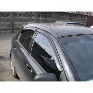 Chevrolet Lacetti 2004-2012 - (h/b) - Дефлекторы окон (ветровики), комлект. (HIC) фото, цена