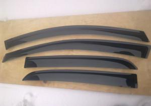 Daewoo Lanos 1997-2012 - Дефлекторы окон (ветровики), комлект. (HIC) фото, цена
