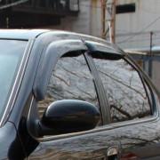 Jeep Commander 2006-2012 - Дефлекторы окон (ветровики), комлект. (HIC) фото, цена
