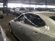 Lexus IS 2006-2012 - Дефлекторы окон (ветровики), комлект. (HIC) фото, цена