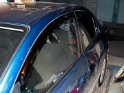 Mazda 323 1998-2003 - Дефлекторы окон (ветровики), комлект. (HIC) фото, цена