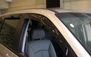 Mazda 6 2008-2012 - Дефлекторы окон (ветровики), комлект. (HIC) фото, цена