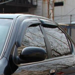 Toyota Rav 4 2000-2005 - Дефлекторы окон (ветровики), комлект. (HIC) фото, цена