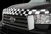 Toyota Sequoia 2006-2012 - Дефлектор капота (Stampede) фото, цена