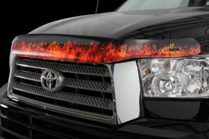 Toyota Tundra 2007-2012 - Дефлектор капота (Stampede) фото, цена