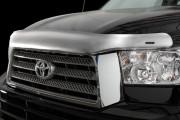 Toyota Sequoia 2006-2012 - Дефлектор капота, хромированный (Stampede) фото, цена