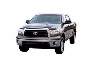 Toyota Tundra 2007-2013 - Дефлекторы окон (ветровики), комплект 4 штуки, AVS фото, цена