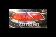 BMW 7 2006-2007 - (E65) - Хромированные накладки на задние фонари, комплект 2 штуки. (USA) фото, цена