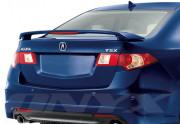 Acura TSX 2009-2011 - Спойлер задний (под покраску) фото, цена