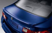 Acura TSX 2009-2011 - Лип-спойлер на багажник     (под покраску) фото, цена