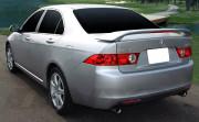Acura TSX 2004-2008 - Спойлер на крышку багажника (под покраску) фото, цена